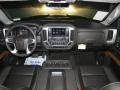 Jet Black Dashboard Photo for 2014 GMC Sierra 1500 #82287420