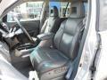 2003 Honda Pilot Gray Interior Front Seat Photo