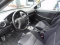 2002 Subaru Impreza Black Interior Prime Interior Photo