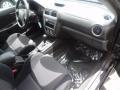 2002 Subaru Impreza Black Interior Dashboard Photo