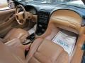 1998 Ford Mustang Saddle Interior Interior Photo