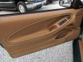 1998 Ford Mustang Saddle Interior Door Panel Photo