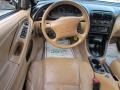 1998 Ford Mustang Saddle Interior Dashboard Photo