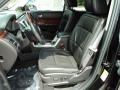 Charcoal Black Front Seat Photo for 2010 Ford Flex #82307891