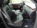 Charcoal Black Front Seat Photo for 2010 Ford Flex #82307924