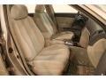 Beige 2006 Hyundai Sonata Interiors