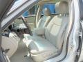 2010 Cadillac DTS Titanium/Dark Titanium Interior Front Seat Photo