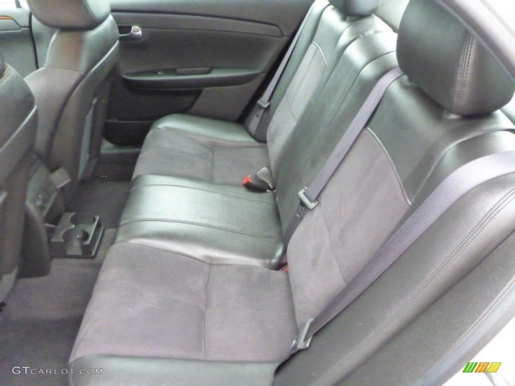 2012 Chevrolet Malibu Lt Interior Color Photos