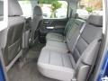 Jet Black/Dark Ash Rear Seat Photo for 2014 Chevrolet Silverado 1500 #82318478