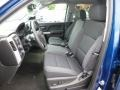 Jet Black/Dark Ash Front Seat Photo for 2014 Chevrolet Silverado 1500 #82318512