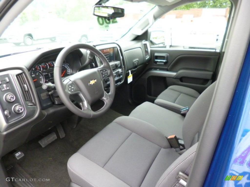 2014 Chevy Silverado Interior