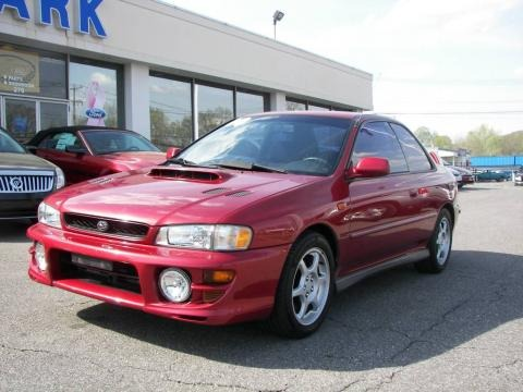 2000 subaru impreza 2 5 rs coupe data info and specs. Black Bedroom Furniture Sets. Home Design Ideas