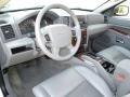 Medium Slate Gray 2005 Jeep Grand Cherokee Interiors