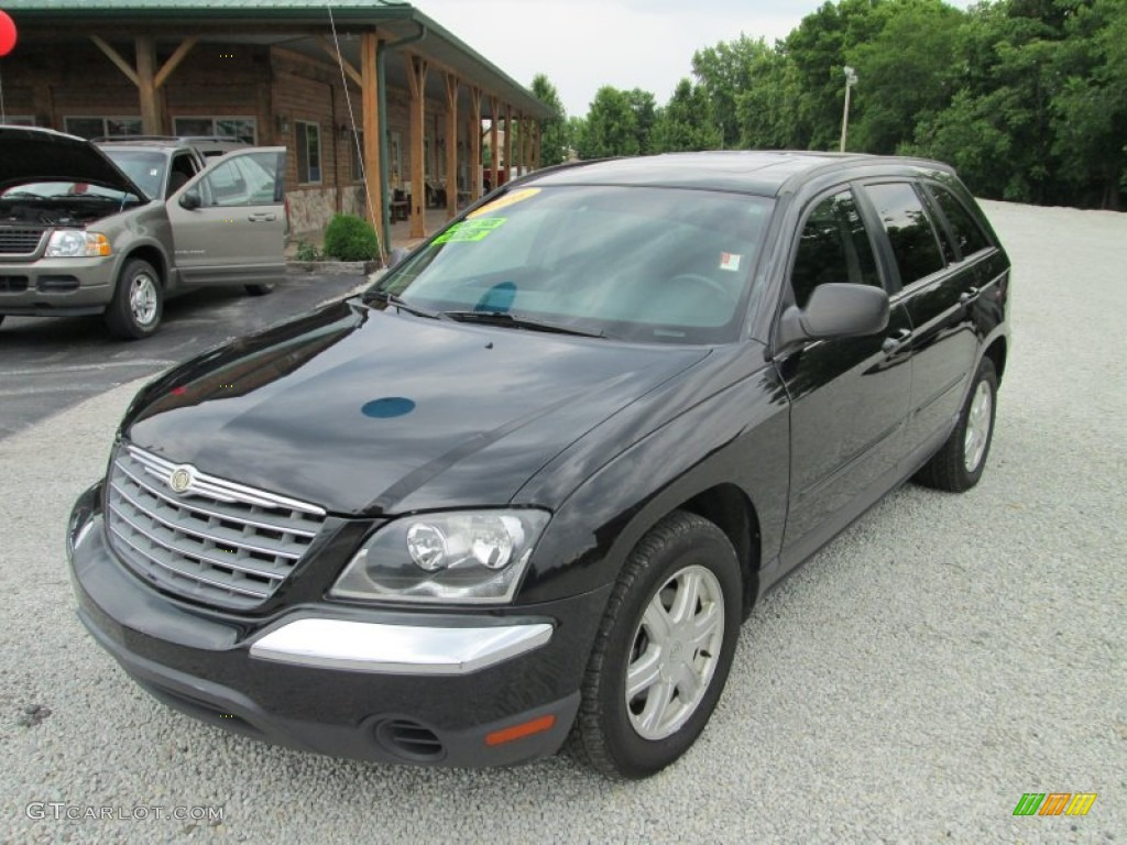 2006 Chrysler Pacifica Touring Awd Exterior Photos