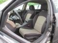 Cocoa/Cashmere 2011 Chevrolet Malibu Interiors