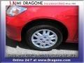 Rallye Red - Civic LX Coupe Photo No. 4