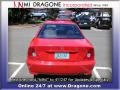 Rallye Red - Civic LX Coupe Photo No. 9