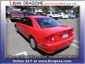 Rallye Red - Civic LX Coupe Photo No. 10