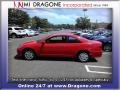 Rallye Red - Civic LX Coupe Photo No. 11