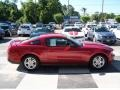 2011 Red Candy Metallic Ford Mustang V6 Coupe  photo #3