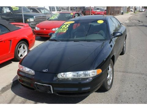 Black Onyx Oldsmobile Intrigue in 1999. Black Onyx