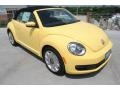 Yellow Rush 2013 Volkswagen Beetle Gallery