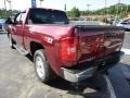 2009 Deep Ruby Red Metallic Chevrolet Silverado 1500 LT Extended Cab 4x4  photo #5