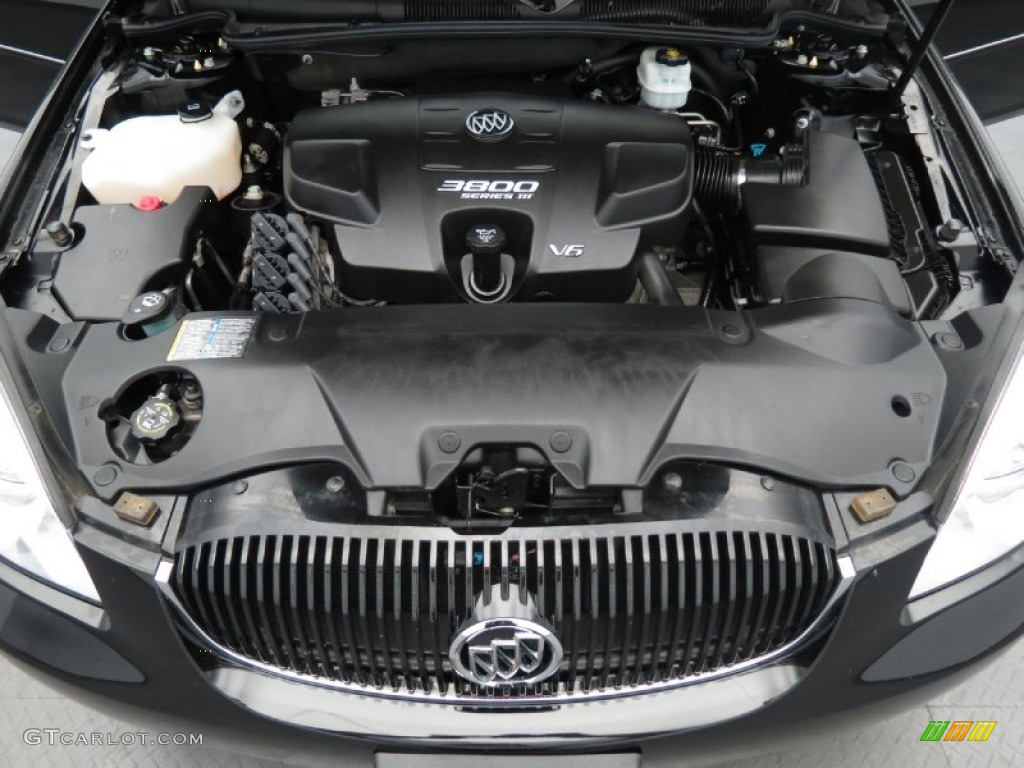 2008 Buick Lucerne Cxl Engine Photos