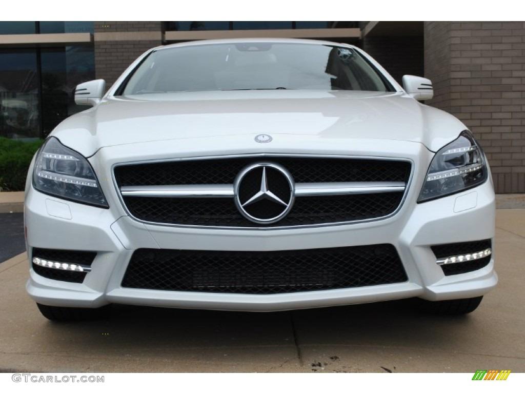diamond white metallic 2014 mercedes benz cls 550 4matic coupe exterior photo 82367186. Black Bedroom Furniture Sets. Home Design Ideas