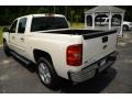 2011 White Diamond Tricoat Chevrolet Silverado 1500 LTZ Crew Cab  photo #7