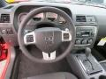 Dark Slate Gray Dashboard Photo for 2013 Dodge Challenger #82378348
