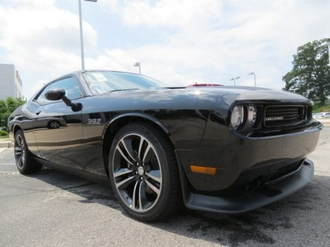 2013 Dodge Challenger SRT8 Core Data, Info and Specs