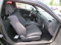 Dark Slate Gray Front Seat Photo for 2013 Dodge Challenger #82378672