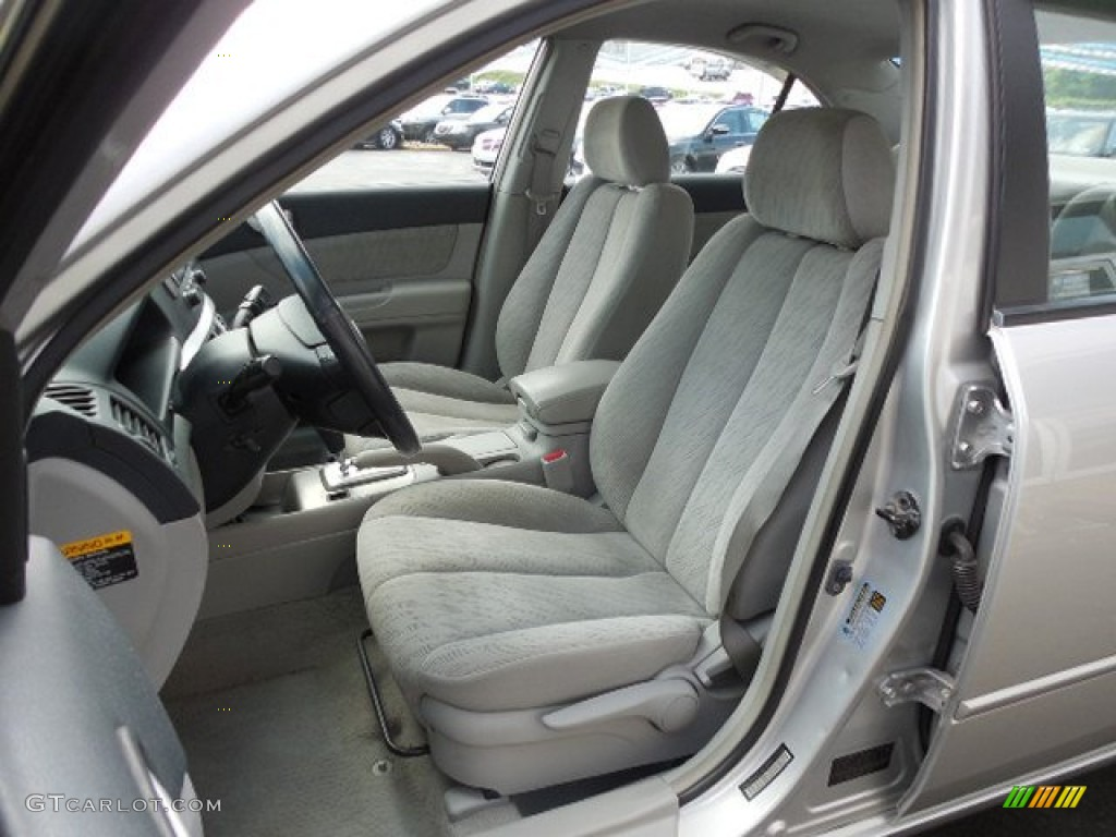2006 Hyundai Sonata Gl Front Seat Photos