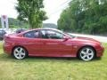 2006 GTO Coupe Spice Red Metallic