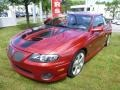 Spice Red Metallic - GTO Coupe Photo No. 6