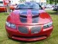 Spice Red Metallic - GTO Coupe Photo No. 7