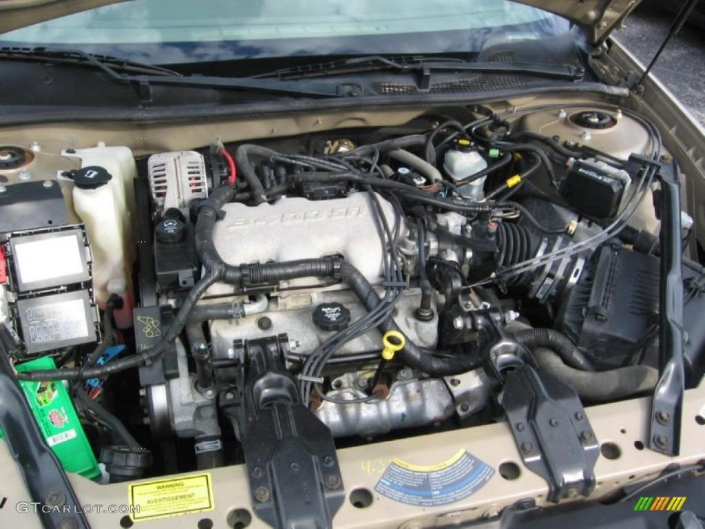 2004 chevrolet impala standard impala model engine photos. Black Bedroom Furniture Sets. Home Design Ideas