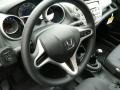 Gray Steering Wheel Photo for 2013 Honda Fit #82394484