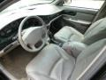 Medium Gray 2002 Buick Regal Interiors