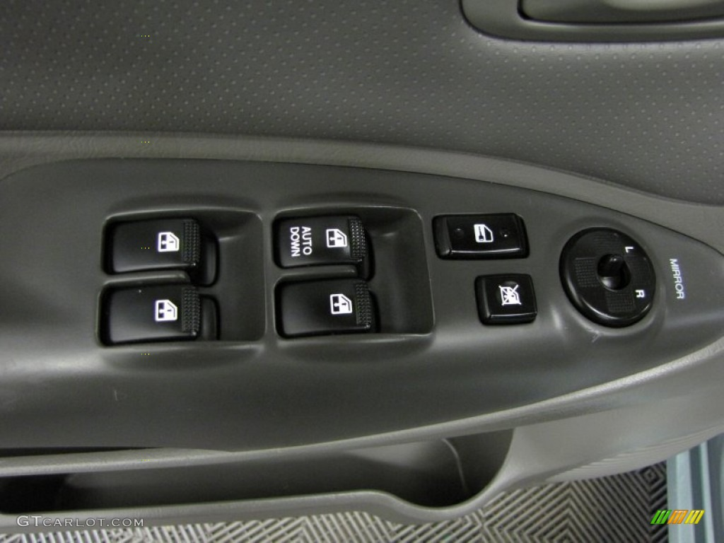 2007 Hyundai Tucson Limited 4wd Controls Photo 82401675
