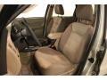 Medium/Dark Pebble Beige 2005 Ford Escape Interiors