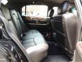 2008 Lincoln Town Car Black Interior Rear Seat Photo
