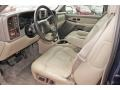 Tan Prime Interior Photo for 2001 Chevrolet Suburban #82407092