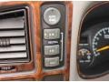 Tan Controls Photo for 2001 Chevrolet Suburban #82407312