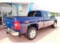 2013 Blue Topaz Metallic Chevrolet Silverado 1500 LT Extended Cab 4x4  photo #11