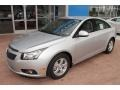 Silver Ice Metallic 2013 Chevrolet Cruze Gallery