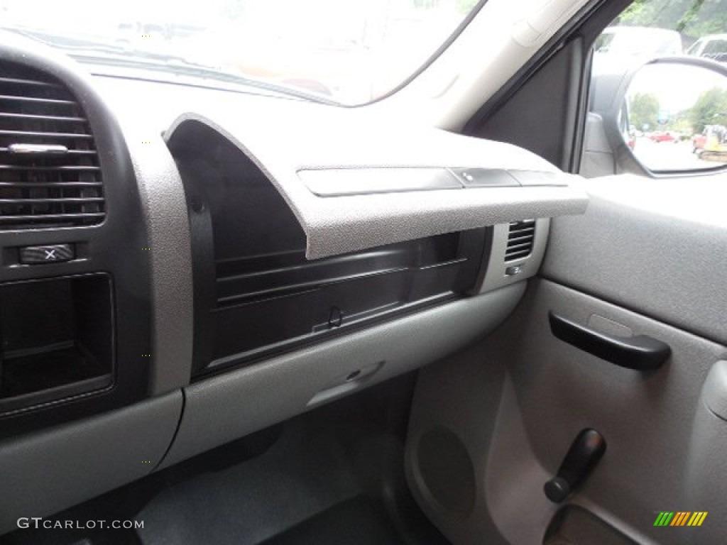 2011 Silverado 1500 Extended Cab 4x4 - Black / Dark Titanium photo #18