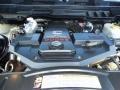 2010 Brilliant Black Crystal Pearl Dodge Ram 3500 Laramie Crew Cab Dually  photo #17