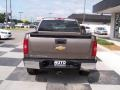 2012 Mocha Steel Metallic Chevrolet Silverado 1500 LT Crew Cab  photo #4